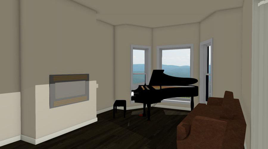 Downtown Piano Room